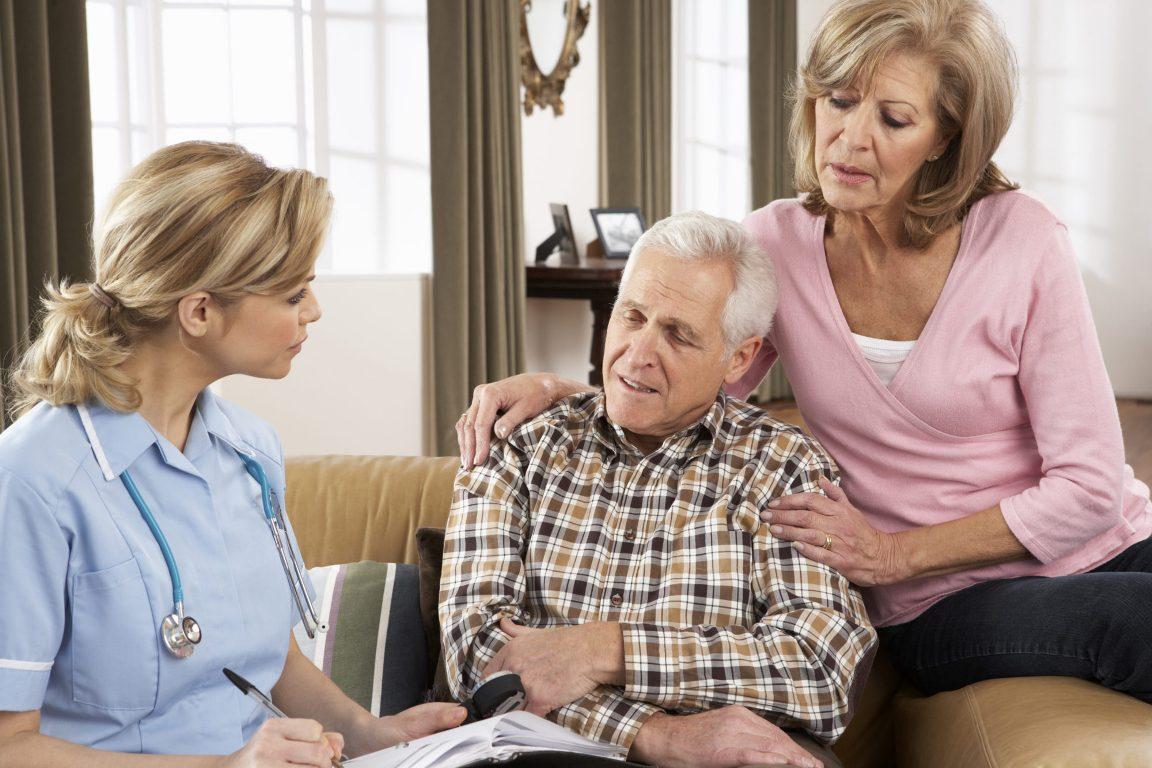 помощь пенсионеру